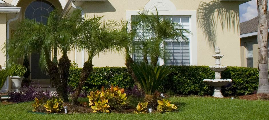 Cape coral landscaping contractor swfl gardening lawn for Landscaping rocks fort myers fl